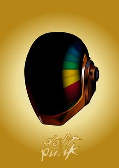 """Daft Punk by RobertoJOEL1307 on DeviantArt: Mis Canciones favoritas de Daft Punk son: """"One More Time"""", """"Around The World"""", """"Get Lucky"""" y """"Lose Yourself to Dance"""", Disfruten este Fan Art para recordar sus clásicos y su Increíble Música."""