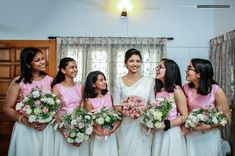 Christian Wedding Dress, Christian Bride, Bridesmaids, Bridesmaid Dresses, Wedding Dresses, Clothing Ideas, Festive, Ann, Collections