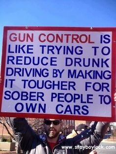Let's keep it real here, my friends. Translation: Gun control is trying to reduce crime by taking guns away from potential victims ~;^/>
