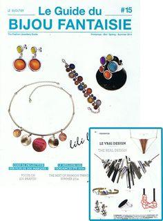 le guide du bijou fantaisie janvier 2014
