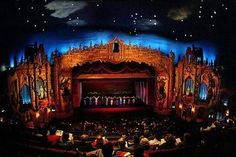Akron, Ohio's beautifully restored Civic Theater