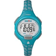 d0d955109c11 Timex IRONMAN® Essential 10 Mid-Size Watch - Teal Gray Ironman