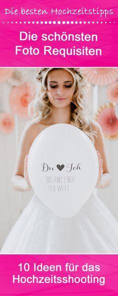 Top 10 Ideen für außergewöhnliche Accessoires für das Fotoshooting bei der Hochzeit... © Andreas Nusch Hochzeitsfotografie