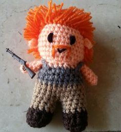 Abraham / the Walking Dead