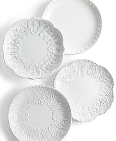 Maison Versailles Mix and Match Collection - Dinnerware - Dining & Entertaining - Macy's