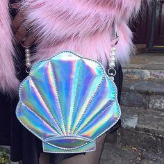 Hey lil MerBae make yer own seaside dreamzzzz in  bag on #DollKill DollsKill.com/SeaT