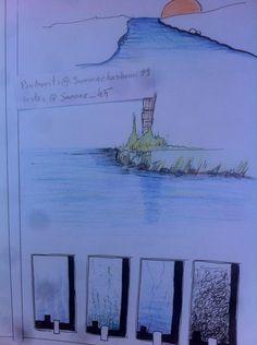 Rando water architecture lesson plans  راندو اب در درس بيان معماري