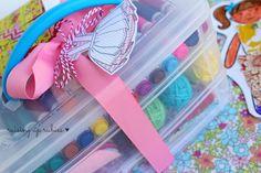 Raising up Rubies: dress up dolly kit ... ♥