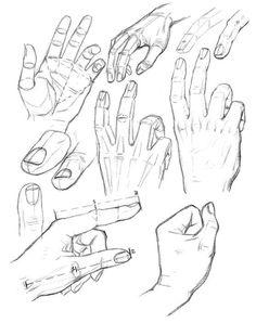 Hände zeichnen lernen für Anfänger-dekoking-com-2