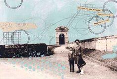Collage-print  No. 326/2013 von busy bee auf DaWanda.com