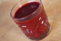 Fermentert grønnsaksjuice