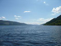 Foto: Justo Palma  Lago Ness Lago Ness, River, Mountains, Outdoor, Lakes, Scotland, Ireland, England, Edinburgh