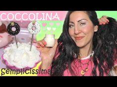 COCCOLINA! Crema per Capelli al Cocco SEMPLICISSIMA!!! - YouTube