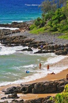 The Sunshine Coast, Queensland, Australia's premier holiday destination.