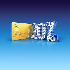 O2 - advertising visuals on Behance