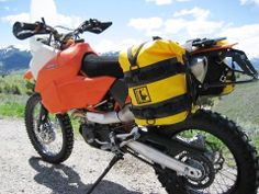 Wolfman Expedition Dry Saddlebags