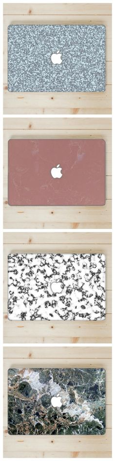 The ever popular Marble MacBook and Laptop Cases and Skins :) More at our Etsy Store to choose from!!!!