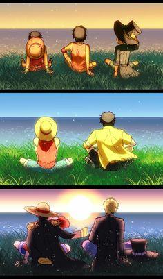 One Piece Anime, One Piece Comic, One Piece Fanart, Anime One, One Piece Images, One Piece Pictures, Anime Couples Manga, Cute Anime Couples, Anime Girls
