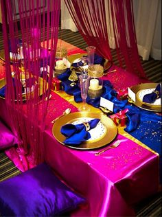 Arabian nights kids party   Arabian Nights: Genie in a Bottle Party   Blowout Party, making ...