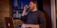 Drunken Man Careens Wildly Across Internet