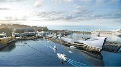 Oman: al via la trasformazione del porto di Muscat. Maxi investimento da 390 milioni di dollari   Dream Blog Cruise Magazine