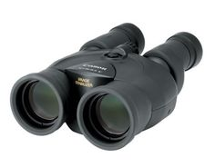 Canon 12x36 Image Stabilization II Binoculars w/Case, Neck Strap & Batteries by Canon. $659.99. Amazon.com                Amazon.com Product Description Canon's 12x36 Image Stabilization II binoculars incorporate an optical image stabilizer for shake-free viewing with minimal eye fatigue. This technology was first developed for Canon video camcorders and is now available in many of Canon's binoculars. The system employs a Vari-Angle Prism, dual transparent plates, in...