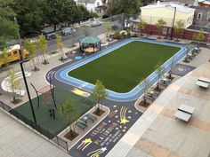 Trust for Public Land Green Infrastructure Playground Partnership Landscape Architecture Design, Landscape Plans, Trust For Public Land, Nyc Water, Outdoor Gym, Outdoor Ideas, Outdoor Learning Spaces, Creative Kids Rooms, Casa Patio