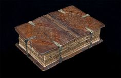 Printed in the late 16th century this small book from the National Library of Sweden is an example of sixfold dos-à-dos binding, where six books are conjoined into a single publication but can be read individually with the help of six perfectly placed clasps. This particular book was printed in Germany and like almost all books at the time is a religious devotional text.