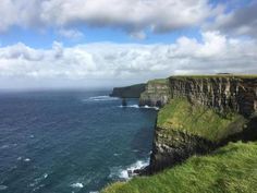 Cliffs of Moher Ireland [OC] [2048x1536] - chelsea1989