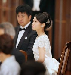 Princess Noriko of Takamado's Wedding Banquet at Hotel New Otani in Tokyo, 08 October 2014