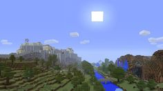 The Speed Of Light Explained Through Minecraft - http://videogamedemons.com/the-speed-of-light-explained-through-minecraft/