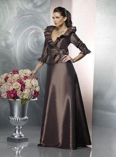 Vestidos de fiesta para señoras