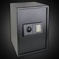 GotHobby Large Digital Safe Box Electronic Keyless for Home Office Hotel Model:. Condition: Brand new. Opens with digital PIN or included override key. Time out period after 3 incorrect combination attempts. Body construction with 2mm thick solid steel. Heavy-duty 4mm thick solid steel front door.