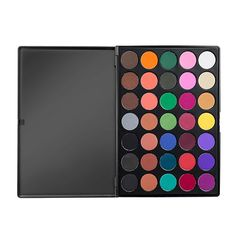 Morphe 35C 35 Multi Color Matte Palette