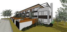 Affordable Housing Proposal, Inner West Sydney on Behance