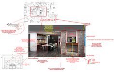 Our Process Floor Plans, The Incredibles, Interior, Design, Indoor, Design Comics, Floor Plan Drawing, Interiors