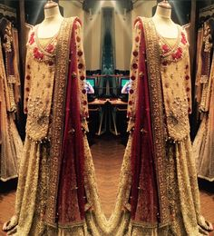 Asifa&Nabeel Pakistani dress