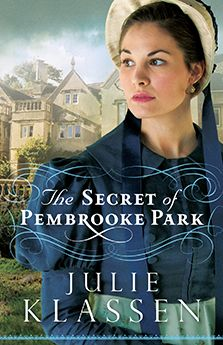 Review: The Secret of Pembrooke Park by Julie Klassen
