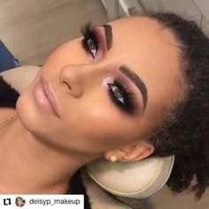 """42 curtidas, 1 comentários - Make up Brasil (@makeupbrasil____) no Instagram: """"É beleza que fala? Por @deisyp_makeup #maquillage #make #makeup #makeupbrasil #makeupvideos…"""""""