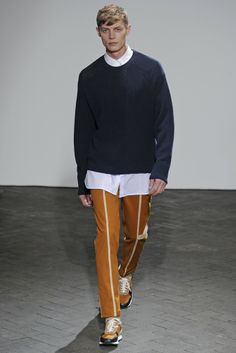 Janis Ancens for Wooyoungmi SS 2014  #attitudemodels