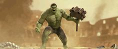 Gladiator hulk world war hulk thor 3