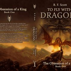 Freelance fantasy cover for first book in YA 5 book series by Dragan Paunovic