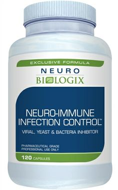 Neuro-Immune Infection Control - Not 100% sure of THIS supplement, but the goal of healing your Methylation Pathway sounds legit.