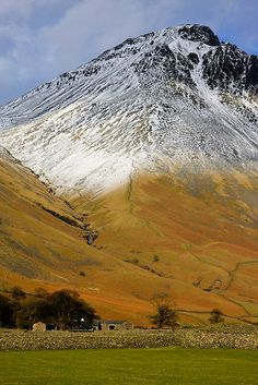 Wasdale, Lake District, England.I want to go see this place one day. Please check out my website Thanks.  www.photopix.co.nz