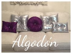 Diy Projects Arts And Crafts, Couture, Cushions, Couch, Throw Pillows, Bed, Furniture, Home Decor, Sequins