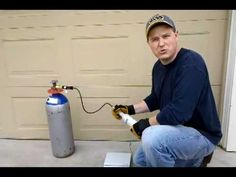 Refilling sodastream tank soda stream - YouTube