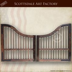 Solid wood custom driveway entrance gates, Windsor style design, double hinged estate gates. Hand crafted, mortise and tenon joinery, solid air-dried wood. Custom gates, any size and style