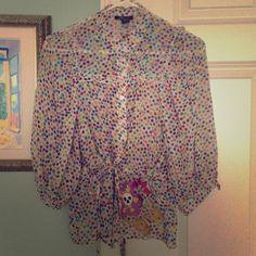 Fake Anna Sui blouse