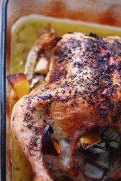 Lesley Graham: Sam's Sunday Chicken