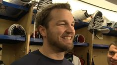 "Blueshirts United - Rick Nash: ""Dealing With Brain, You Always Want To Be Careful"""